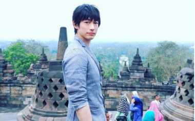 Dean Fujioka Sambangi Indonesia untuk Bertukar Budaya