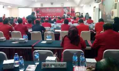 Gelar Rakornas, PDIP Yakin Sapu Bersih Pilkada 2017