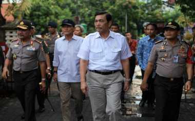 Luhut: Indonesia Bisa Jadi Negara Pertama Miliki Sukhoi 35