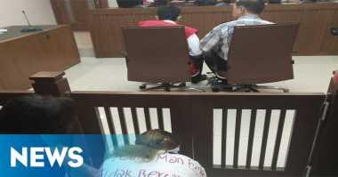 Dituntut Hukuman Mati, Sidang Narkoba WN Hong Kong Ricuh
