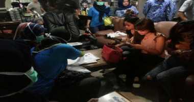 Ratusan Orang di Jambi Terjaring Operasi Pekat