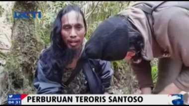 Hadiah Menggiurkan Siap Menanti Penangkap Santoso