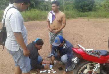 Bawa Sabu, Warga Malaysia Ditangkap TNI di Perbatasan