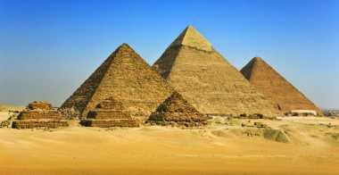Mengintip Wisata Andalan di Mesir