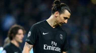 Ibrahimovic Teken Kontrak dengan Man United Cuma Hoax