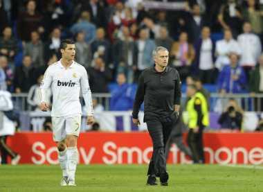 Cristiano Ronaldo Doakan Mourinho Sukses di Manchester United