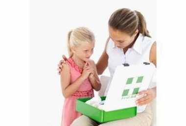 Yuk Kenalkan Anak Tips Pertolongan Pertama
