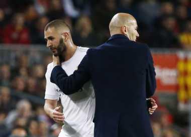 Mourinho Ingin Karim Benzema Gabung Manchester United