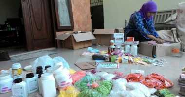 Pemilik Pabrik Obat Keras Ilegal Terancam 15 Tahun Penjara