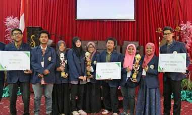Unair Dominasi Juara di Kompetisi Studi Ekonomi Islam