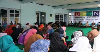 MataAir Gelar Try Out SBMPTN di 56 Pesantren