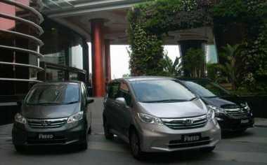 Honda: Meski Pasarnya Kecil, Freed Tetap Diperlukan