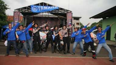 V-Ixion Day Dibanjiri Ribuan Biker