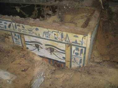 Penemuan Makam 3800 Tahun Berisi Figur Sentral Dinasti Mesir