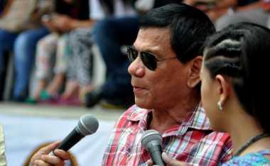 Duterte Akan Jadikan Sabah Milik Filipina