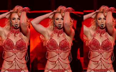 TOP FASHION 4: Ini Rahasia Kecantikan Britney Spears