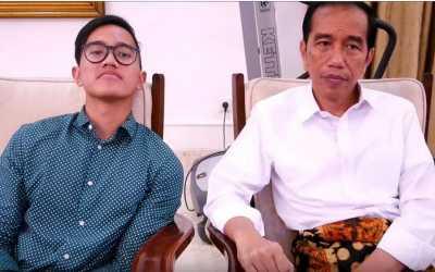 FOTO: Ini Lho Potongan Rambut Kaesang yang Diledek Jokowi