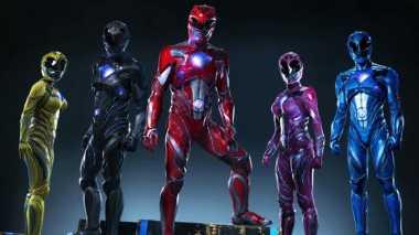 Lionsgate Siapkan Tujuh Film Power Rangers