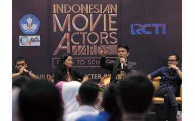 IMA Awards 2016: Aditya Gumay Sosialisasikan Penjurian Film