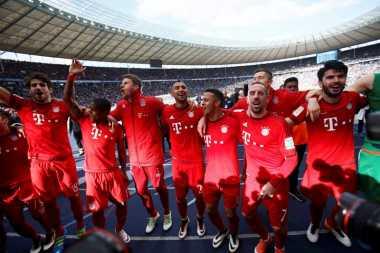 Bayern Optimistis Raih Liga Champions Bersama Ancelotti