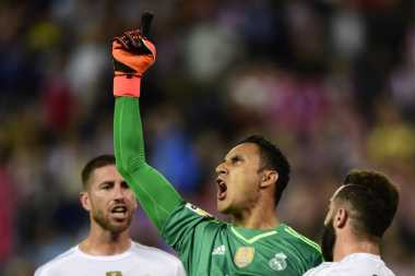 Soccerpedia: Head-to-Head Keylor Navas vs Jan Oblak