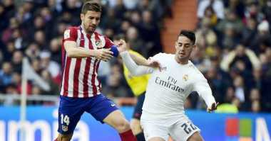 Soccerpedia: Statistik Kontras Real Madrid vs Atletico Madrid Jelang Final Liga Champions 2015-2016
