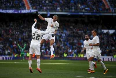 Real Madrid Bakal Bantai Atletico Madrid di Final Liga Champions 2015-2106