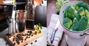 Kopi Brokoli, Cara Sehat Minum Kopi