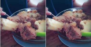 TOP FOOD 8: FOTO, Gede Banget, Jenita Janet Lahap Kaledo!
