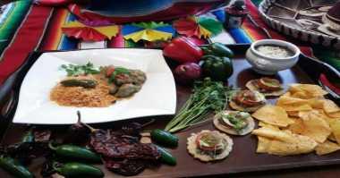 TOP FOOD 1: Manjakan Lidah dengan Kuliner Meksiko untuk Makan Siang