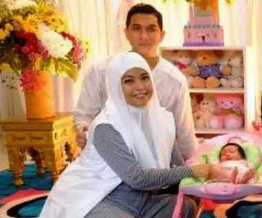 FOTO: Jadi Ibu Baru, Tantri 'Kotak' Banyak Belajar