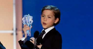 FOTO: Jacob Trembley Bangga Masuk Nominasi Teen Choice Awards