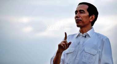 Jokowi Sebut Rambut Baru Kaesang Mirip Batok Kelapa