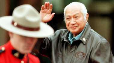 Soeharto Layak Jadi Pahlawan Nasional