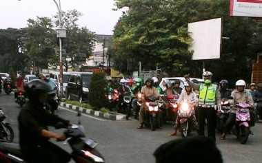 Jumat Pagi, Lalin Jakarta dan Sekitarnya Ramai Lancar
