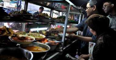 MUI Imbau Selama Ramadan Kedai Makan Tutup di Siang Hari