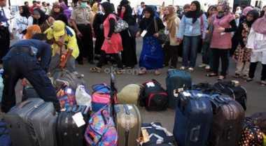 TKW Asal Banten Pulang dengan Kondisi Memprihatinkan