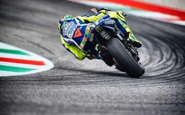Valentino Rossi Sempat Merasa Tertekan Sebelum Menjajal Sirkuit Mugello