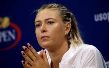 Maria Sharapova Tetap Masuk Daftar Skuad Rusia di Olimpiade Rio