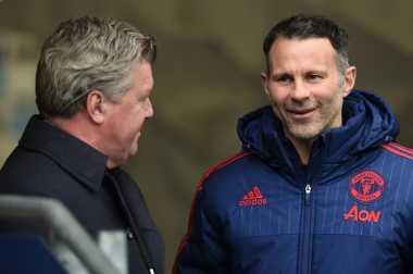 Nasib Giggs Ada di Tangan Mourinho