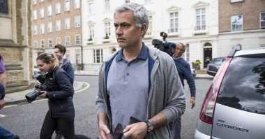 Courtois: Dilatih Mourinho, Manchester United Akan Sulit Dikalahkan Musim Depan