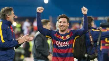 Messi: Barcelona Memberikan Saya Segalanya