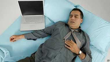 Tidur Hanya 4 Jam, Risiko Serangan Jantung Lebih Besar
