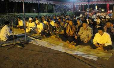 Kenang 10 Tahun, Warga Salat Subuh Berjamaah di Pusat Gempa Yogyakarta