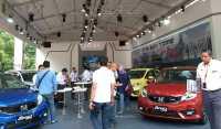 Honda Beri Tawaran Menarik di OtoBursa Tumplek Blek 2016