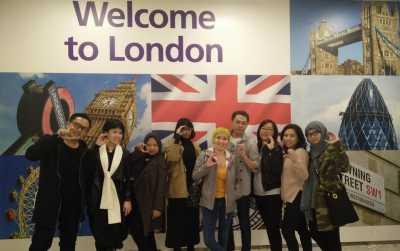Pembukaan Indonesian Weekend London, 7 Desainer Pamerkan Karya Terbaik