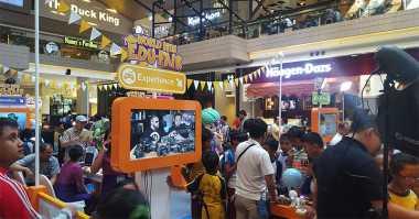 Acara World Kids Edufair Disesaki Anak-Anak