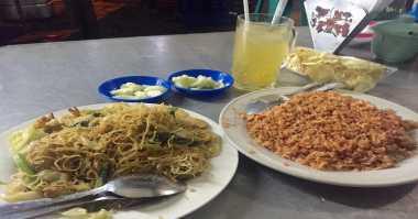 Bakmi Bhayangkara Chinese Food yang Melegenda