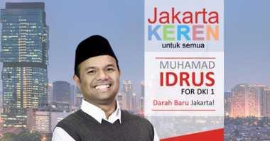 Bacagub DKI Idrus Bakal Jadikan Jakarta sebagai Pusat Mode
