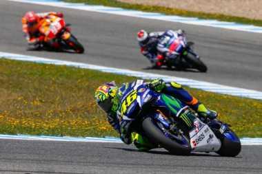 Rossi Selalu Miliki Rasa Takut ketika Membalap